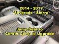 2014 - 2017: Silverado / Sierra - Center Console Upgrade w/PnP Harness