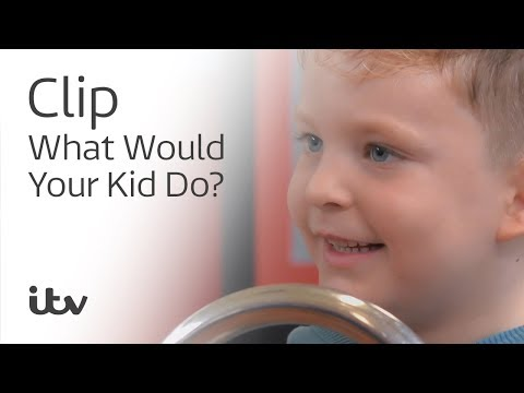 What Would Your Kid Do? | Will They Tell the Truth? | ITV
