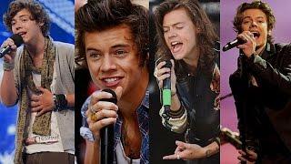 Harry Styles Voice Evolution (2009—2017)