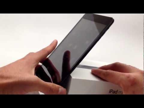 iPad mini: Turn Its Box Into a Free Stand