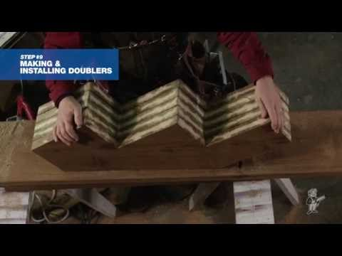 How to Build Simple Stair Stringers