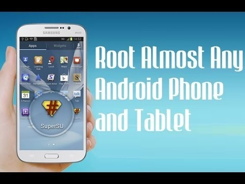 How to ROOT Almost Any Android Device Without a Computer [2015]