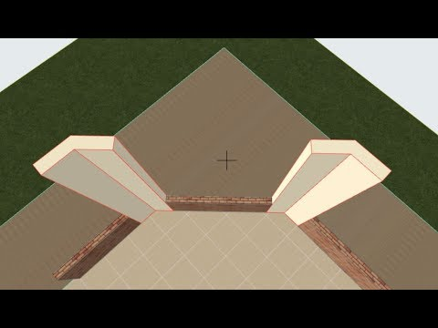 ARCHICAD | Custom Column : Membuat Kolom Custom - Merger Column & Editing