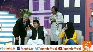 Joke Dar Joke | Comedy Delta Force with Hina Niazi & Tahir Sarwar Mir | 28 Oct 2018 | GNN