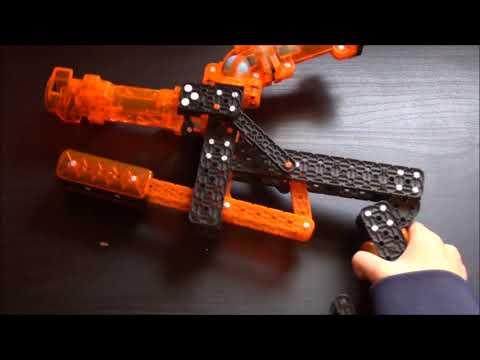 Vex Robotics Switch Grip Unboxing and Reveiw