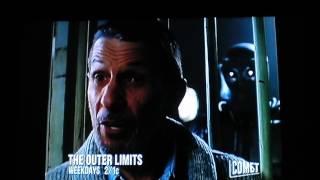 Comet TV Outer Limits promo - Science Fiction Mumbo Jumbo