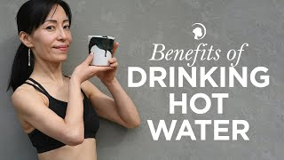 The Many Benefits of Drinking Hot Water
