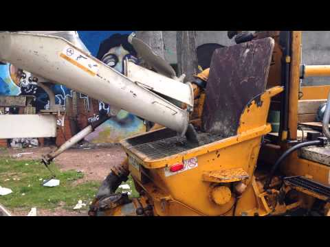 FOTON LOXA Concrete Mixer & Truck Pump