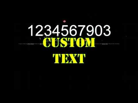 Unix Epoch Timestamp - 1234567890