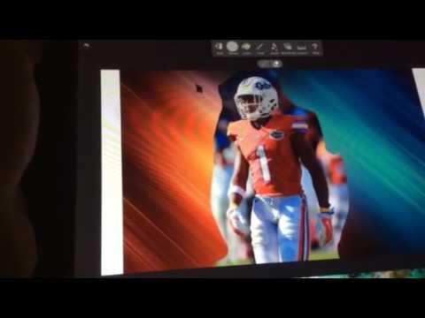 How to make a football edit on iPad/phone