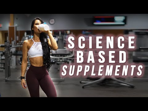The Top Science-Based Supplements Worth Using (WHAT I Take and WHY)