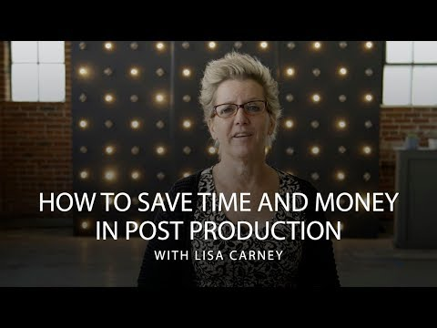 How To Save Time and Money In Post Processing