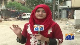 Karachi Mai Jagah Jagah Qurbani Ke Janwaron Ki Alaishen Mojud