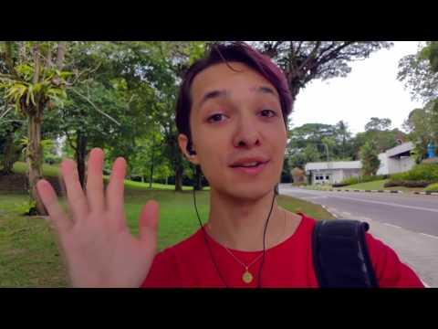📚NTU Vlog - Ep. 1 - Settling in at 🏠
