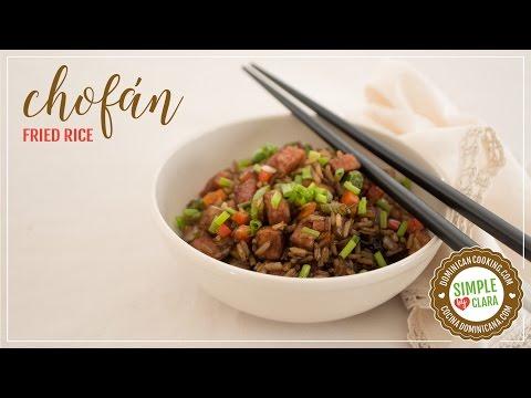 Chofán (Fried Rice)
