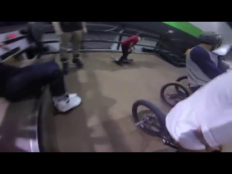 GoPro Rollerblading: Incline Club, NJ