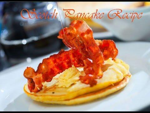 How to Make Scotch Pancakes recipe | scotch pancake recipe