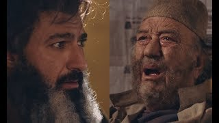 """#x202b;رحيم - مشهد مؤثر جدا 😢😢 .. """" بكاء ياسر جلال لما شاف ابوه حسن حسني في الحال ده """"#x202c;lrm;"""