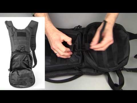 UNIGEAR Tactical Hydration Pack review