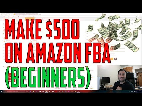 Make Money on Amazon FBA - Find the Best Product to Sell Using Jungle Scout