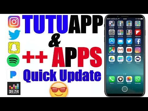 iOS 9-10.3.2/11: All ++ APPS & TUTUAPP UPDATE _ Whats Working  & Not working!