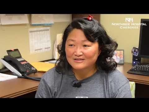 Keilani Oronoz Northside Hospital Cherokee Employee Spotlight