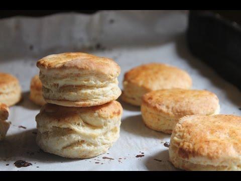 Super Flaky Buttermilk Biscuits Recipe