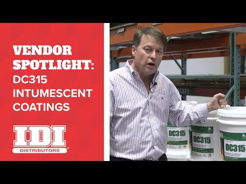 How DC315 Intumescent Coatings Make Your Job Easier