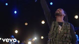 Miguel - Adorn – (Live on the Honda Stage at the iHeartRadio Theatre LA)