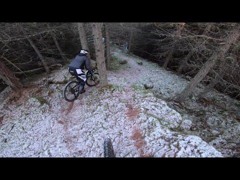 Atholl hill Dunkeld - mtb - Scotland