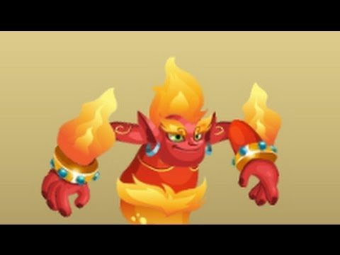 How To Get Djinn Monster By Breeding  In Monster Legends