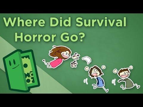 Where Did Survival Horror Go? - How Franchises Kill Mystery - Extra Credits