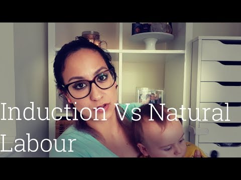 INDUCTION Vs LABOUR PLUS TIPS TO STARING LABOUR NATURALLY