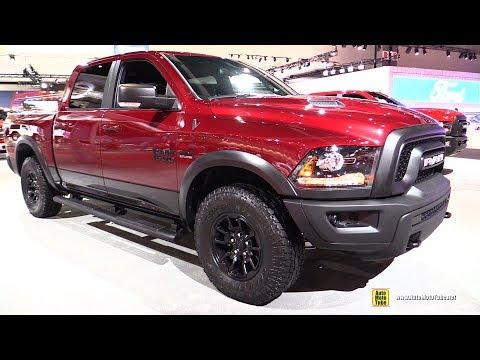 2018 RAM 1500 Rebel - Exterior and Interior Walkaround - 2017 LA Auto Show