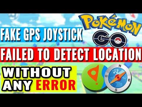 Pokemon Go V.67.1 Failed To Detect Location Problem Fixed With Fake Gps GO New 2017