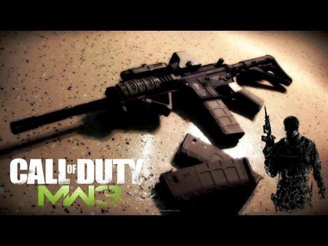 MW3: IM BACK - BARRETT.50CAL Triple kill