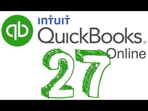 27. Quickbooks Online - How to PRINT 1099