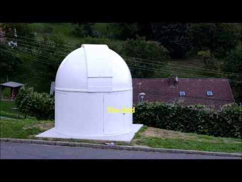 Building a 2.7m Pulsar Observatory