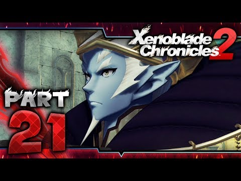 Xenoblade Chronicles 2 - Part 21 - Prateor Amalthus