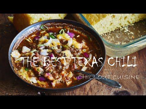 The Best Texas Chili Recipe