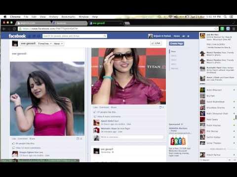 How to identify a fake facebook account www.brijpath.com
