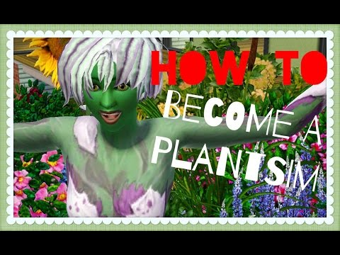 How To Become a PlantSim + Unlimited Lifetime Happiness Points!