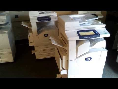 Xerox Copiers for Sale ...80% OFF on Low Meter copiers, printers, network ready copy machines