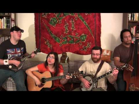 The Beatles - You Never Give Me Your Money: Couch Covers by The Student Loan Stringband