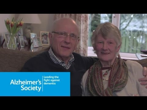 Getting diagnosed with dementia - Bob and Jo's story