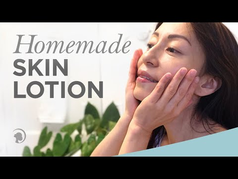 The Simplest And Simply Amazing Skin Home Made Lotion http://faceyogamethod.com/ - Face Yoga Method