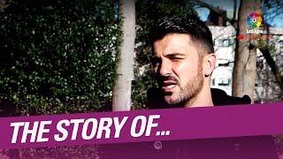 The Story of David Villa