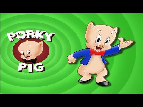 PORKY PIG Looney Tunes Cartoons Compilation ► Best Of Looney Toons Cartoons For Kids [HD 1080]