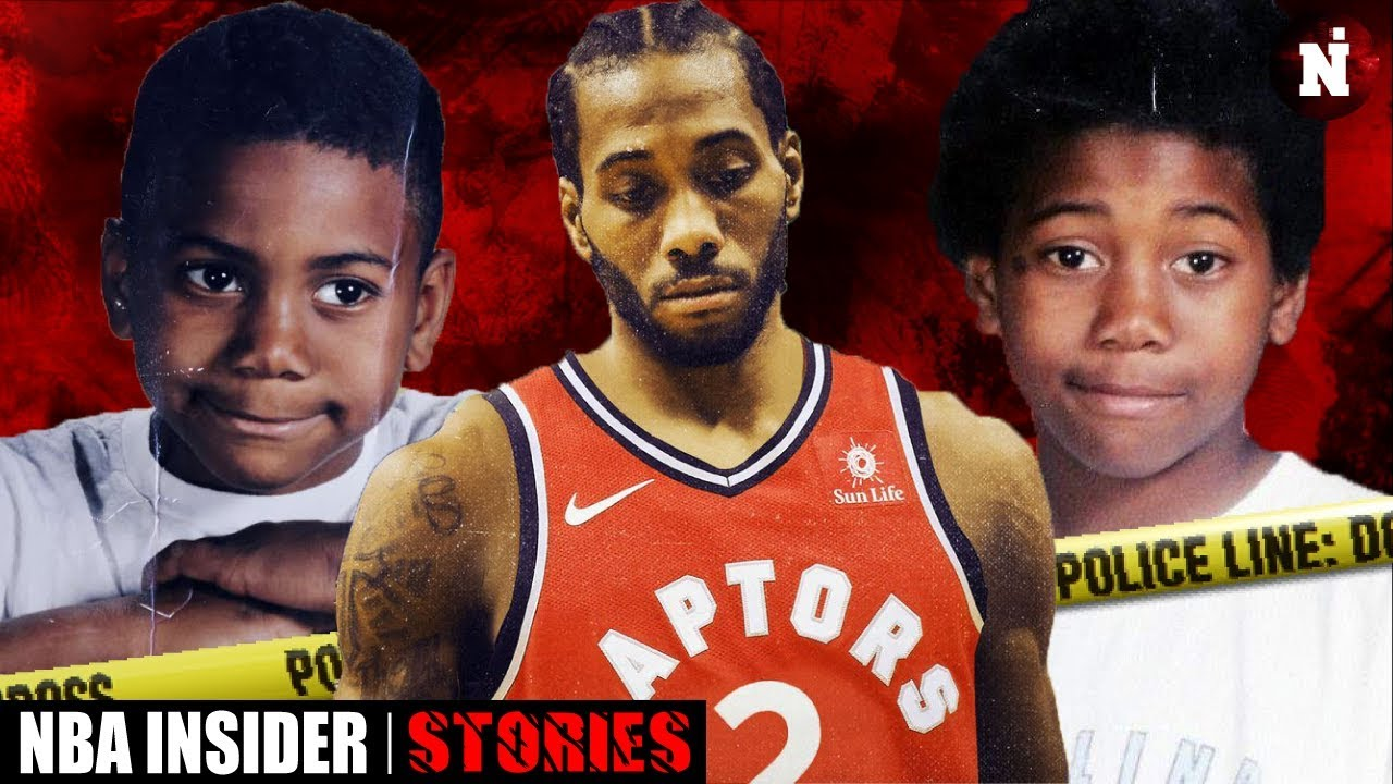 The Shocking Truth About Kawhi Leonard's Life | UNTOLD