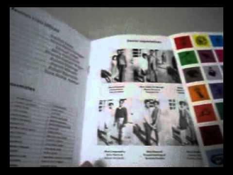 Class Reunion Programs :Booklet Program (Memory Book)